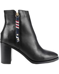Tommy Hilfiger - Ankle Boots - Lyst