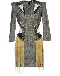 Elisabetta Franchi | Short Dresses | Lyst