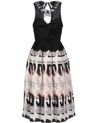 Holly Fulton - Knee-length Dress - Lyst