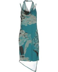 Baroni - Knee-length Dress - Lyst