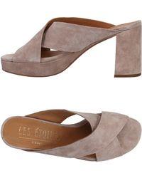 LES ÉTOILES Lucques - Sandals - Lyst