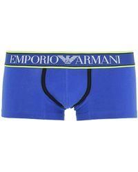 Emporio Armani - Boxers - Lyst