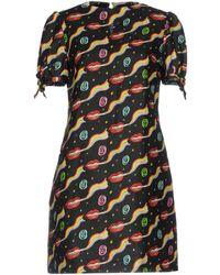 Olympia Le-Tan - Short Dress - Lyst