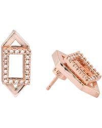 Astrid & Miyu - Earrings - Lyst