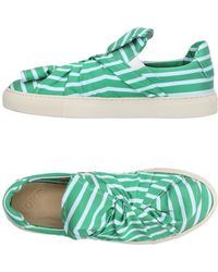 Ports 1961 - Striped Trainers - Lyst