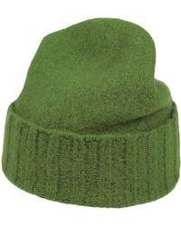 Lyst - Gorra con logo en la parte delantera DIESEL de color Verde 0a2ffa23445