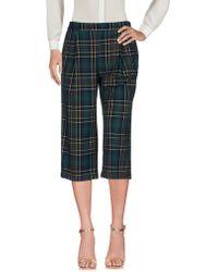 Manila Grace - 3/4-length Trousers - Lyst