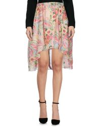 Amy Gee - Knee Length Skirts - Lyst