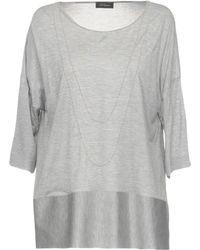 Les Copains - T-shirt - Lyst