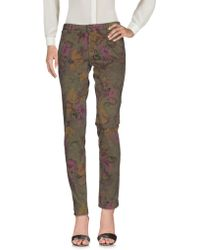 40weft - Casual Trousers - Lyst