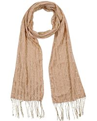 Scee By Twin-set - Oblong Scarves - Lyst