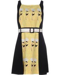 Giulietta - Short Dress - Lyst
