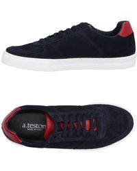 A.Testoni - Low-tops & Trainers - Lyst