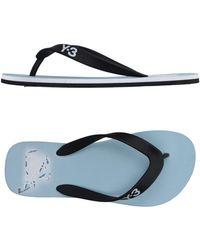 Y-3 - Toe Strap Sandal - Lyst