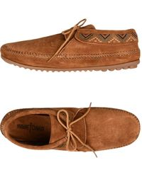 Minnetonka - Lace-up Shoes - Lyst