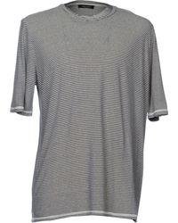 Roberto Collina - T-shirt - Lyst