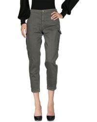 40weft - 3/4-length Shorts - Lyst
