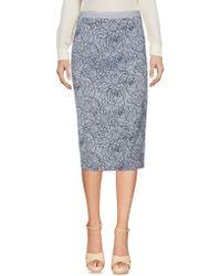 Teresa Dainelli - 3/4 Length Skirts - Lyst