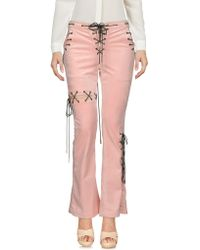 Angel Chen - Casual Trouser - Lyst