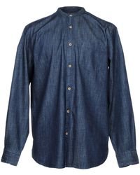 French Connection - Denim Shirts - Lyst