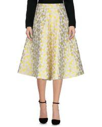 Les Copains - 3/4 Length Skirt - Lyst