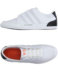 Y-3 - Low-tops & Trainers - Lyst