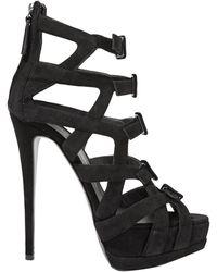 una gran variedad de modelos muy baratas envío complementario Sandalias - Negro