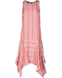 Pinko - Knee-length Dress - Lyst