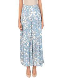 DV ROMA - Long Skirt - Lyst