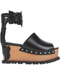 Sacai - Sandals - Lyst