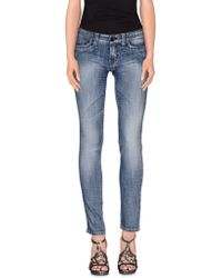 S.o.s By Orza Studio - Denim Pants - Lyst