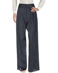 Beaufille - Casual Trouser - Lyst
