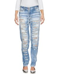 Philipp Plein | Denim Trousers | Lyst