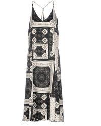 TOPSHOP - Knee-length Dresses - Lyst