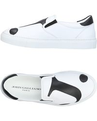 John Galliano - Low-tops & Trainers - Lyst