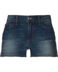 Blugirl Jeans - Denim Shorts - Lyst