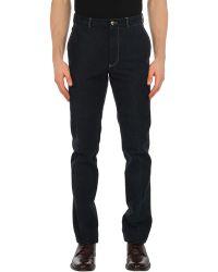 Incotex - Casual Pants - Lyst