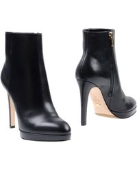 Sergio Rossi - Ankle Boots - Lyst