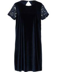 Maison Espin - Short Dress - Lyst