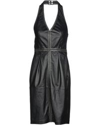 DIESEL - Knee-length Dresses - Lyst