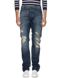 Just Cavalli - Denim Pants - Lyst