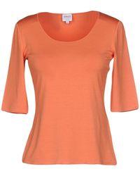 Armani - T-shirt - Lyst