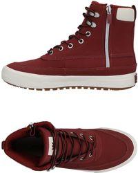 7de85aa08587 Lyst - Supra High-tops   Sneakers in Gray