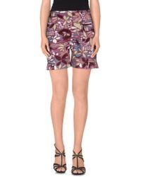 Marni - Bermuda Shorts - Lyst