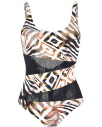 Jolie By Edward Spiers - One-piece Swimsuit - Lyst