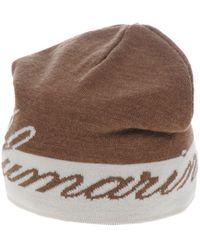 Blumarine - Hats - Lyst