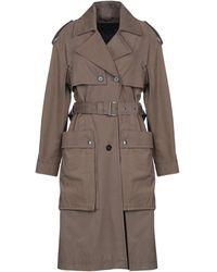 DRYKORN - Overcoat - Lyst