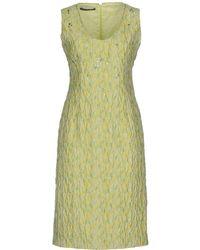 Botondi Milano - Short Dresses - Lyst