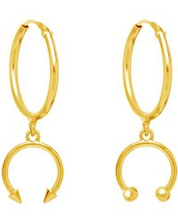 Maria Francesca Pepe - Earrings - Lyst