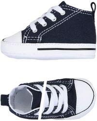 Converse - Newborn Shoes - Lyst